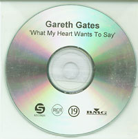 What My Heart Wants to Say, Gareth Gates