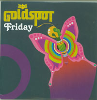 Goldspot Friday CDs