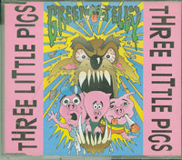 Three Little Pigs, Green Jelly £1.50