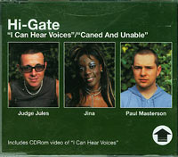 Hi Gate I Can Hear Voices CDs