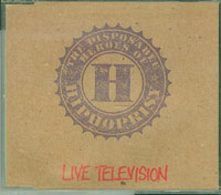 Disposable Heroes Of Hiphoprisy Live Television CDs