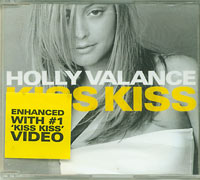 Holly Valance Kiss Kiss  CDs