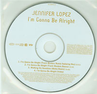Im Gonna Be Alright, Jennifer Lopez