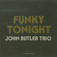 Funky Tonight, John Butler Trio