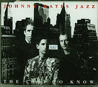 The Last To Know, Johnny Hates Jazz £1.50