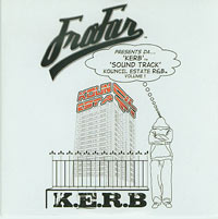 Kerb Soundtrack CDs