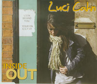 Luci Cahn Inside Out CDs