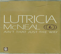 Lutricia McNeal Aint That Just The Way CDs