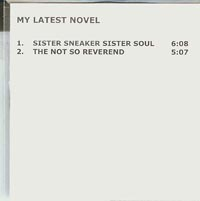Sister Sneaker Sister Soul, My Latest Novel