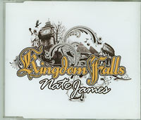Nate James Kingdom Falls CDs