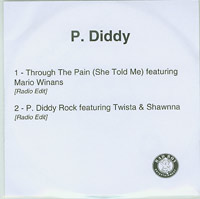 Through The Pain, Diddy