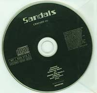 Sandals Cracked EP CD