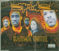 Spooks Karma Hotel CDs