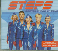 Deeper Shade Of Blue, Steps £1.50