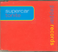 Supercar Tonite CDs