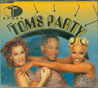 T Spoon Toms Party pre-owned CD single for sale