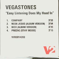 Easy Listening Does My Head In, Vegastones, The