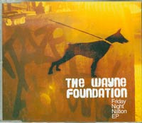 Friday Night Nation, Wayne Foundation £1.50