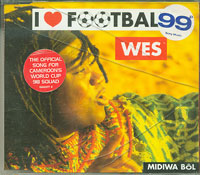 I Love Football, Wes £1.50