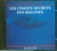 Les Chants Secrets Des Baleines, Christian Gence £8.00