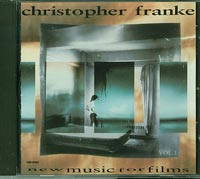 Christopher Franke New Music For Films CD