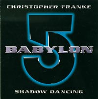 Shadow Dancing, Christopher Franke £15.00
