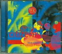 Citizen z Countdown to the continuum CD