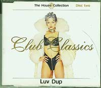 Club Classics Luv Dup, Various £4.00