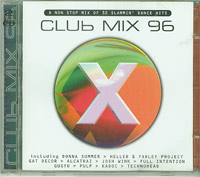 Club Mix 96, Various £5.00