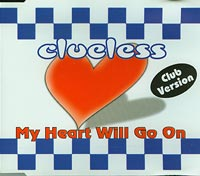 my heart will go out (club version), Clueless £1.50