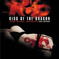 Craig Armstrong Kiss of the Dragon CD