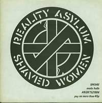 Crass Reality Asylum 7in