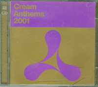 Cream Anthems 2001, Various £5.00