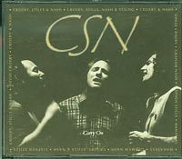 Crosby Stills and Nash Carry on 2xCD