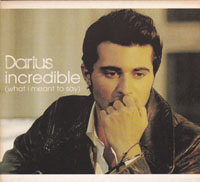 Incredible, Darius £3.00