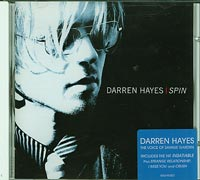 Darren Hayes Spin CD