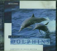 David Britten Dance of the Dolphins CD