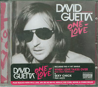 One Love , David Guetta £5.00