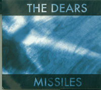 The Dears Missiles CD