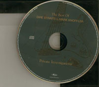 Private Investigations, Dire Straits £2.00