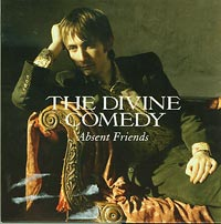 Divine Comedy Absent Friends CD