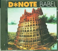 D Note Babel CD