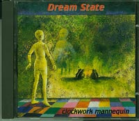 Dream State: Clockwork Mannequin pre-owned CD for sale