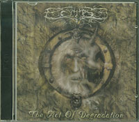 Eclipse The Act Of Degradation CD