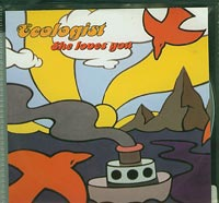 Ecologist  She Loves You (promo) CDs