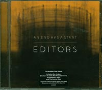 Editors An end has a Start CD