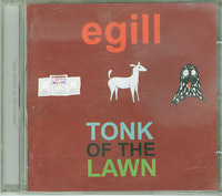 Tonk Of The Lawn, Egill £5.00