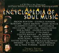 Encylopedia of Soul Music, Various £5.00