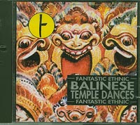 Balinese temple dances   , Fantastic Ethnic £5.00