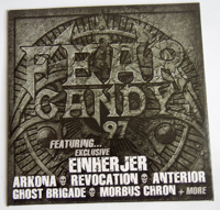 Fear Candy 97, Various £2.00